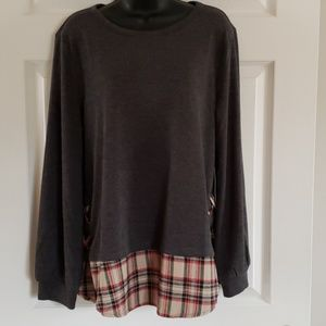 NWT Doe & Rae lightweight Sweater